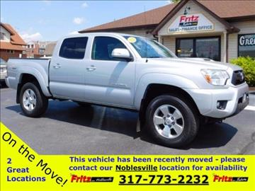 2012 Toyota Tacoma for sale in Fishers, IN