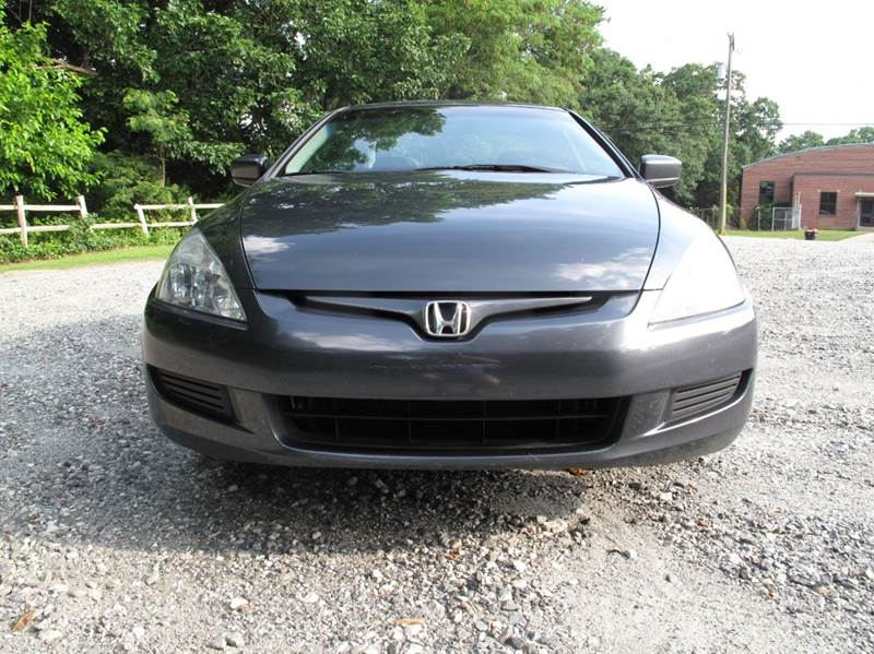 2005 Honda Accord EX w/Leather 2dr Coupe - Stanley NC