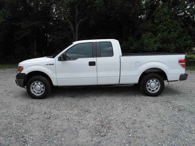 2012 Ford F-150 XL 4x2 4dr SuperCab Styleside 6.5 ft. SB - Stanley NC