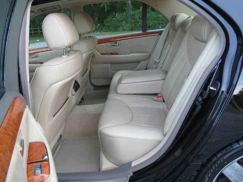 2005 Lexus LS 430 4dr Sedan - Stanley NC
