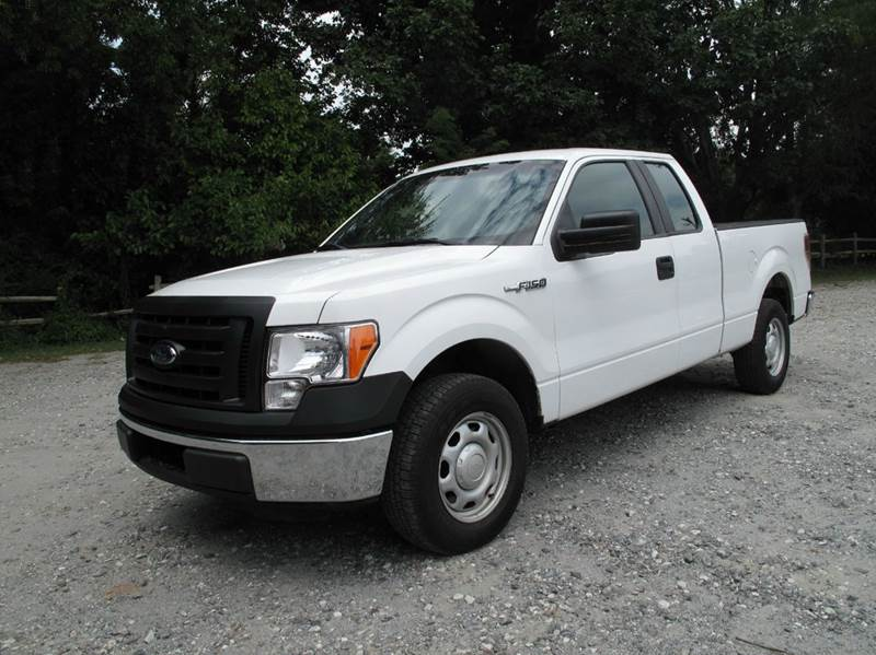 2012 Ford F-150 4x2 XL 4dr SuperCab Styleside 6.5 ft. SB - Stanley NC
