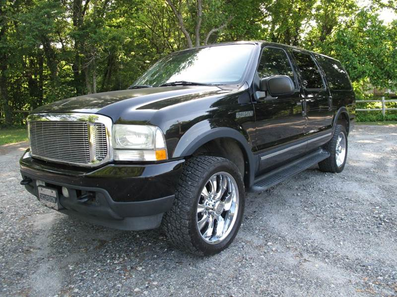 2003 Ford Excursion Limited 4WD 4dr SUV - Stanley NC