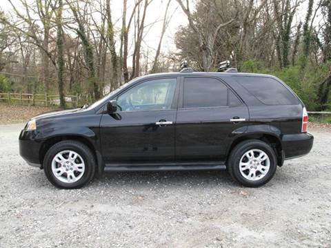 2006 Acura MDX for sale in Stanley, NC