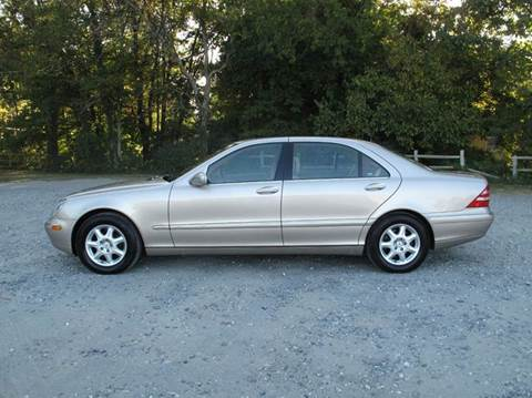 2002 Mercedes-Benz S-Class for sale in Stanley, NC