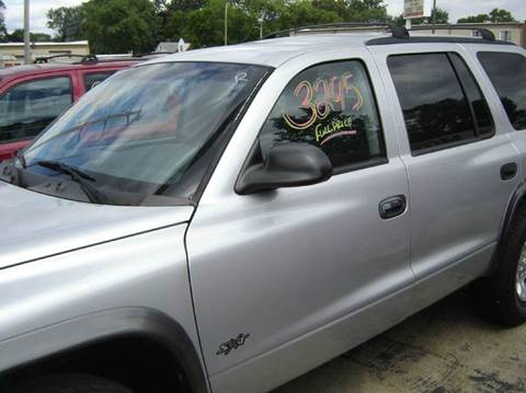 2002 Dodge Durango for sale in Warren, MI