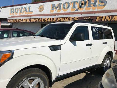 2007 Dodge Nitro for sale in Warren, MI