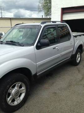 2002 Ford Explorer Sport Trac for sale in Warren, MI