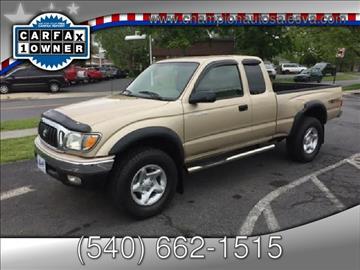 2004 Toyota Tacoma for sale in Winchester, VA
