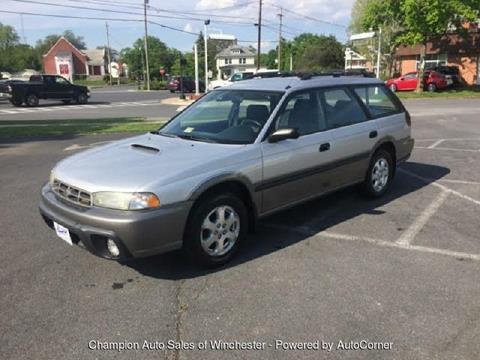 1999 Subaru Legacy for sale in Winchester, VA