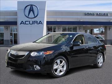 2013 Acura TSX for sale in Morrow, GA