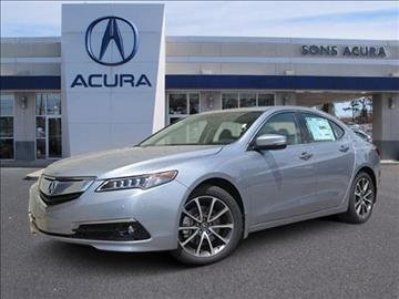 2016 Acura TLX for sale in Morrow, GA