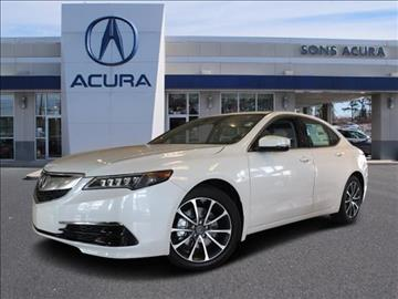 2016 Acura TLX for sale in Morrow, GA