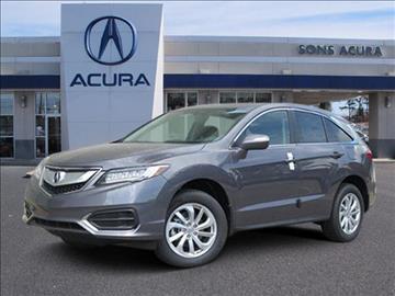 2017 Acura RDX for sale in Morrow, GA