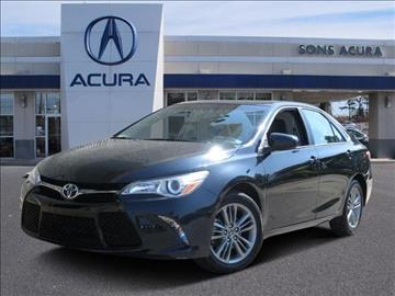 2015 Toyota Camry for sale in Morrow, GA