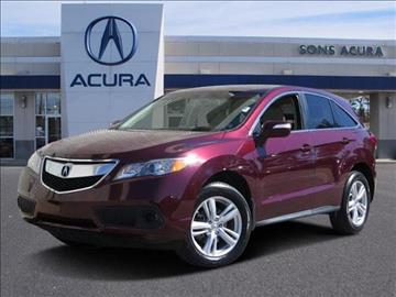 2013 Acura RDX for sale in Morrow, GA