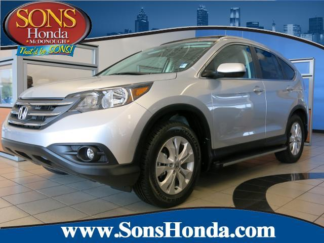 2014 Honda CR-V for sale in MCDONOUGH GA