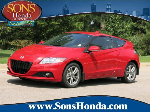2013 Honda CR-Z for sale in MCDONOUGH GA