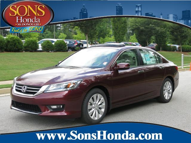 2014 Honda Accord for sale in MCDONOUGH GA