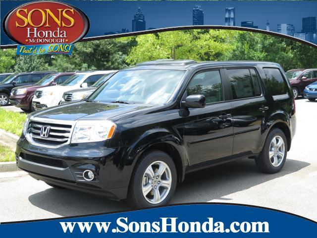 2015 Honda Pilot for sale in MCDONOUGH GA