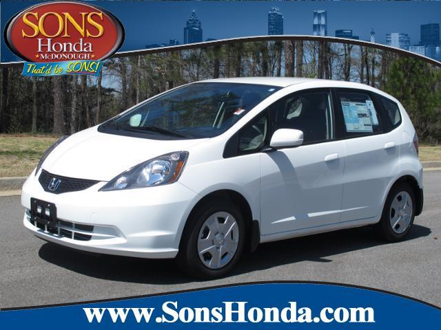 2013 Honda Fit for sale in MCDONOUGH GA