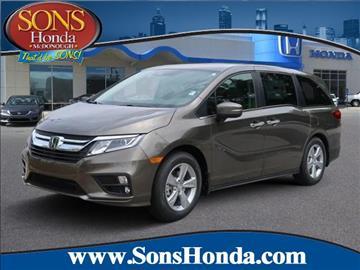 2018 Honda Odyssey for sale in Mcdonough, GA