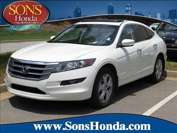 2011 Honda Accord Crosstour for sale in Mcdonough, GA