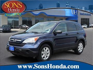 2008 Honda CR-V for sale in Mcdonough, GA