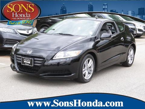 2012 Honda CR-Z for sale in Mcdonough, GA