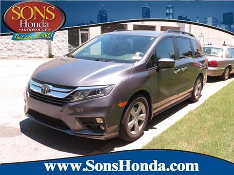 2019 Honda Odyssey for sale in Mcdonough, GA