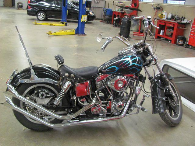 1981 Harley-Davidson FXS Low Rider