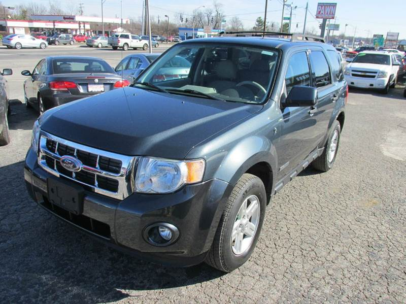 2008 ford escape hybrid base 4dr suv in lexington ky. Black Bedroom Furniture Sets. Home Design Ideas
