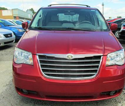 2008 Chrysler Town and Country for sale in Lexington, KY