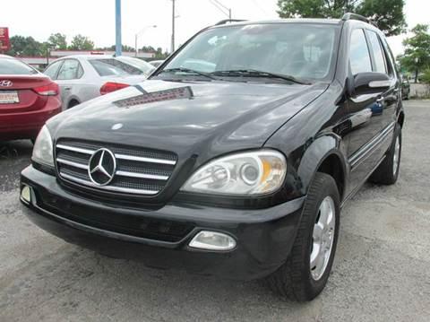 Mercedes benz m class for sale kentucky for M l motors in lexington