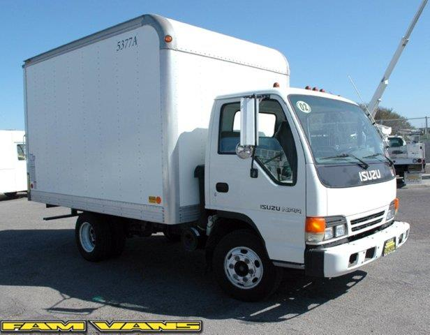 2002 Isuzu NPR 10ft Reefer Cater Truck for sale in Fountain Valley CA