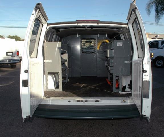 1992 Gmc Safari Cargo Interior: 2005 Gmc Safari Cargo 3dr Extended Cargo Mini-Van In