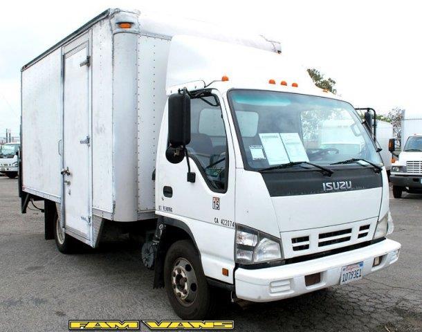 2006 Isuzu NPR 14ft Box Truck for sale in Fountain Valley CA