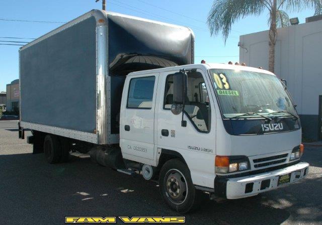 2003 Isuzu NQR Box Truck for sale in Fountain Valley CA
