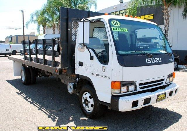 2005 Isuzu NPR 18ft Stakebed for sale in Fountain Valley CA