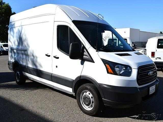 2015 ford transit cargo 250 3dr lwb high roof cargo van w sliding passenge in fountain valley ca. Black Bedroom Furniture Sets. Home Design Ideas
