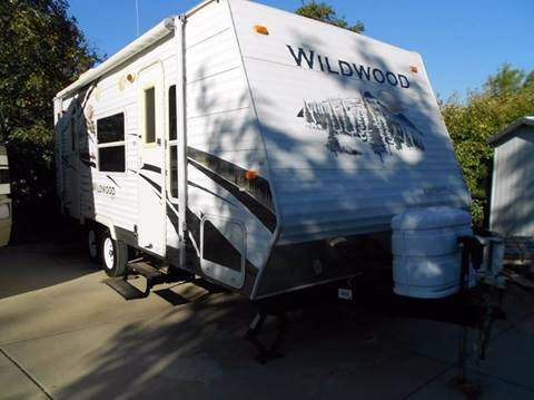 2008 Forest River Wildwood for sale in Jackson, CA