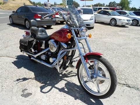 1998 Harley-Davidson Dyna for sale in Jackson, CA