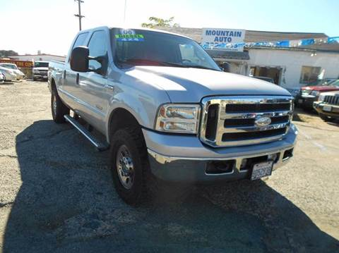 2006 Ford F-250 Super Duty for sale in Jackson, CA
