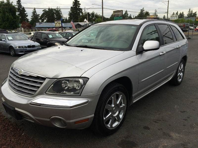 2006 chrysler pacifica awd limited 4dr wagon in lakewood. Black Bedroom Furniture Sets. Home Design Ideas