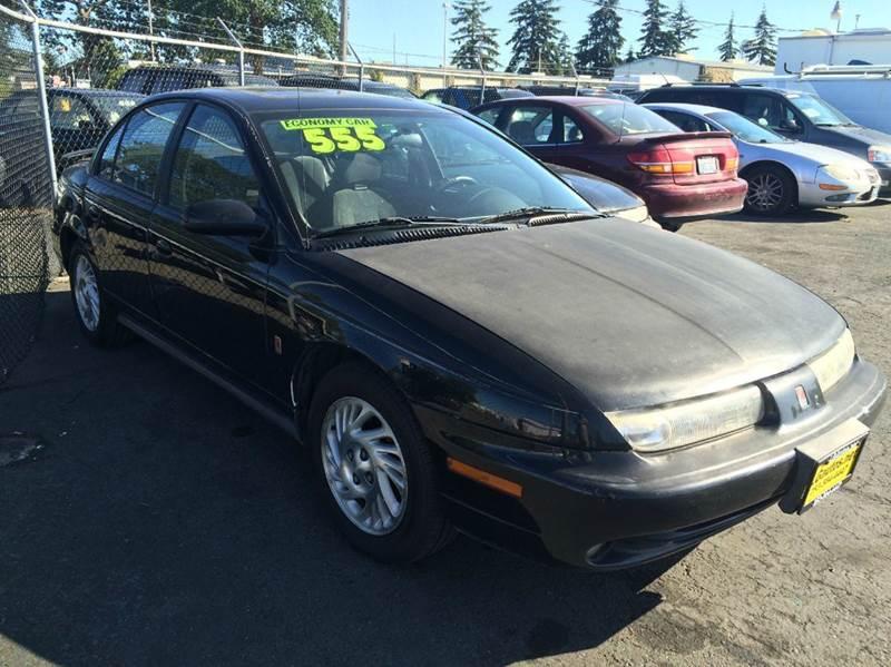 1998 Saturn S Series Sl2 4dr Sedan In Lakewood Wa Lg