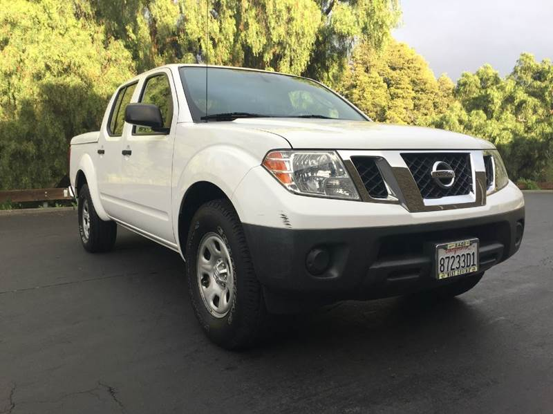 2011 Nissan Frontier S 4x2 4dr Crew Cab SWB Pickup 5A - Hayward CA
