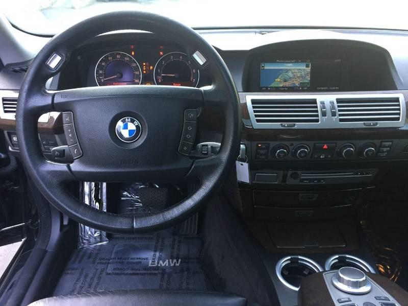 2006 BMW 7 Series 750Li 4dr Sedan - Hayward CA