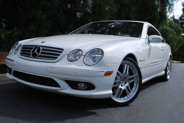 2004 mercedes benz cl class cl55 amg in hayward alamo. Black Bedroom Furniture Sets. Home Design Ideas