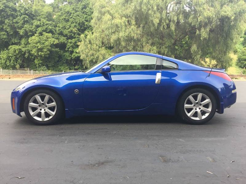 2005 Nissan 350Z Touring 2dr Coupe and Enthusiast - Hayward CA