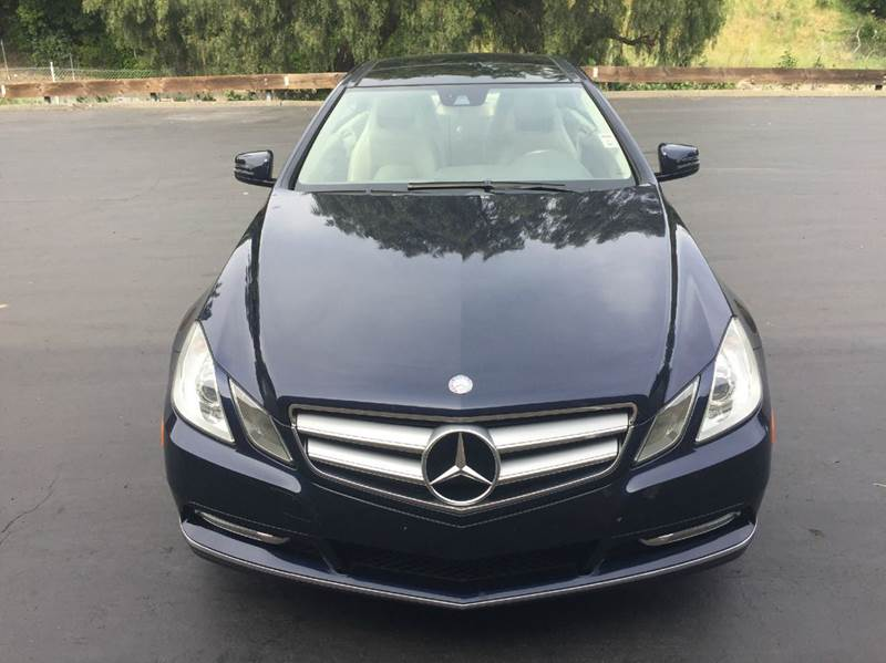 2012 Mercedes-Benz E-Class E 350 2dr Coupe - Hayward CA