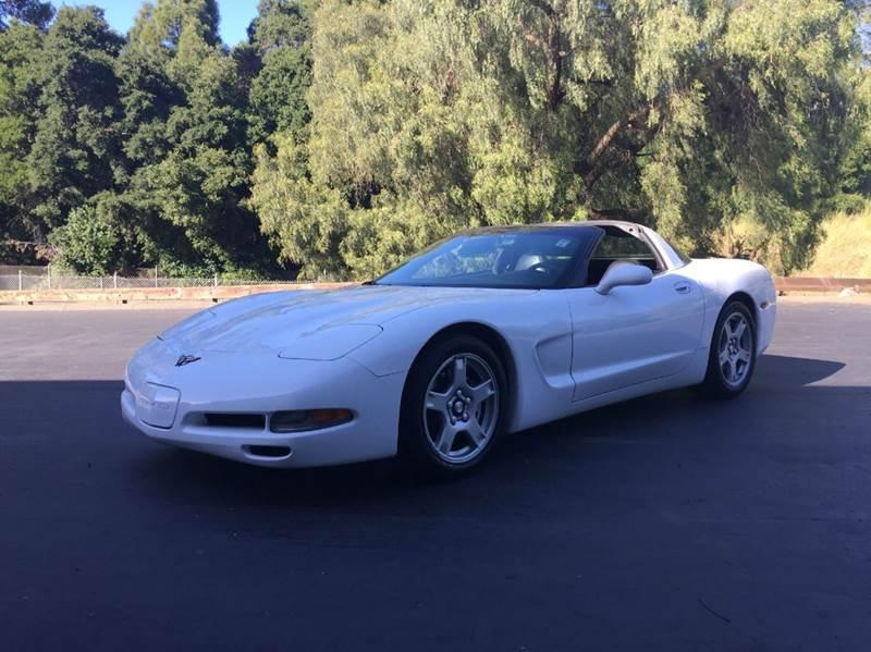 1998 Chevrolet Corvette Base 2dr Hatchback - Hayward CA